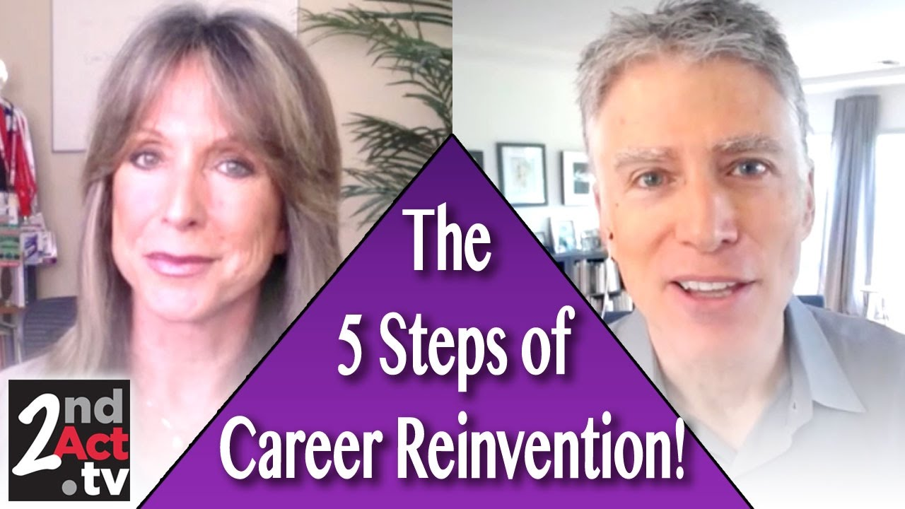 Reinventing your life after 50