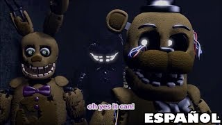 (SFM/FNAF) The Beginning Of The Bad Days (Pt 5)(Old Friend Return)(By S.A.S)(+Concurso)