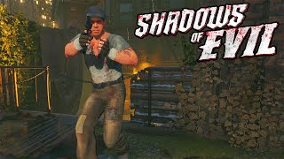 """SHADOWS OF EVIL"" SOLO TIPS & TRICKS - How To Get Sword By Round 5! (Black Ops 3 Zombies)"
