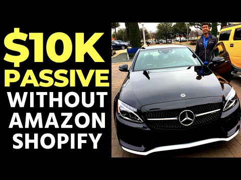 MAKE $10K / MONTH WITHOUT AMAZON OR SHOPIFY | How To Make $10,000 A Month With Chatbots