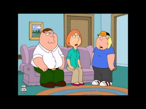 Family Guy Chris explains the effects of weed
