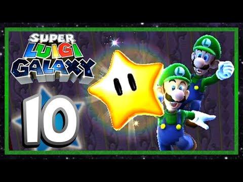 Super Luigi Galaxy - Part 10: Seeing Double