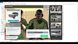 Как установить мод на машину в GTA San Andreas