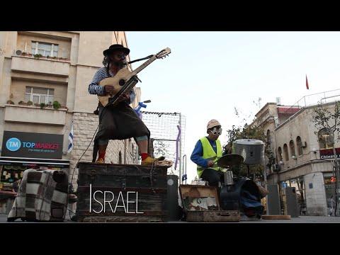 My Trip to Israel - Wes Van Heest