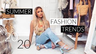 ACTUALLY WEARABLE SUMMER FASHION TRENDS 2020
