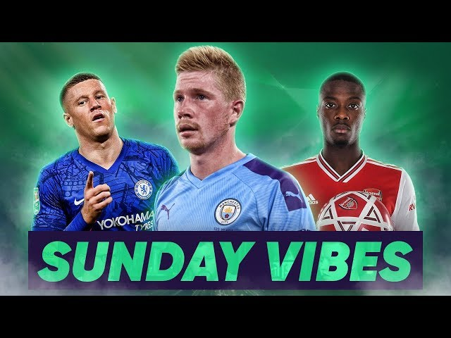 How The Top 6 Can Compete With Liverpool! | #SundayVibes