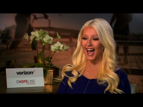 CHRISTINA AGUILERA on her life, career, her new charity and NEW MUSIC!