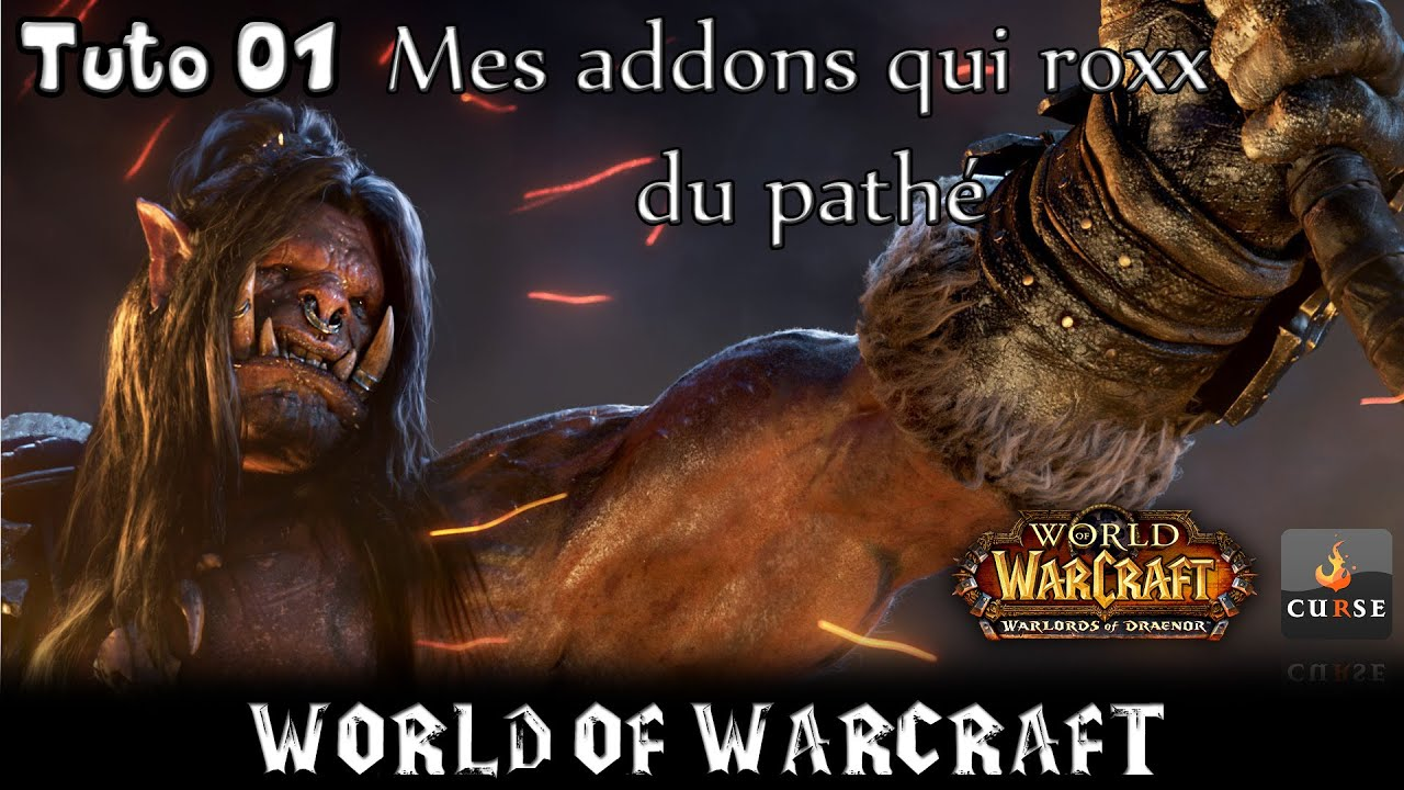 how to add addons to wow wod