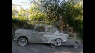 fiat 1100 lusso 1959 conservato