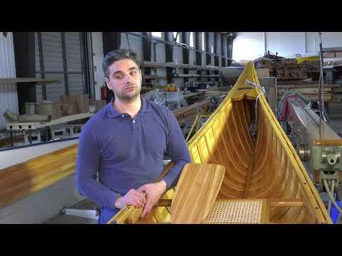 Kanootinrakentaja Said Dorofeev