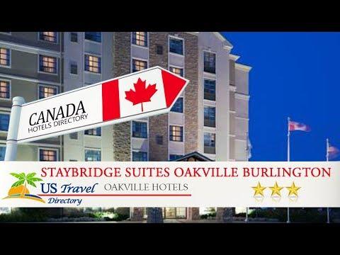 Staybridge Suites Oakville Burlington - Oakville Hotels, Canada
