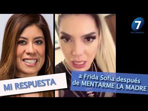 Mi RESPUESTA a Frida Sofía después de MENTARME LA MADRE / ¡Suéltalo Aquí! Con Angélica Palacios