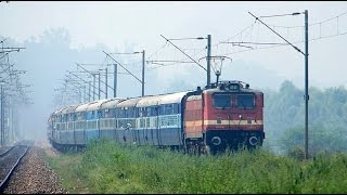 [IRFCA] Malwa Express making up the lost time in Style!!!