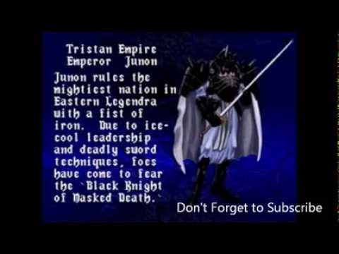 Dragon Force Junon's Theme: Tristan Soundtrack - YouTube