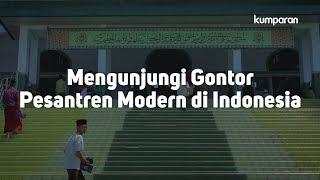 Mengunjungi Gontor Pesantren Modern di Indonesia