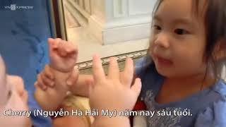 Bốn nhóc tỳ nhà Lý Hải - Minh Hà