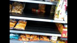 The Reality Of Empty Walmart Shelves