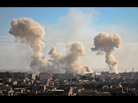 71 قتيلا ومئات الجرحى بقصف للنظام السوري على الغوطة الشرقية  - نشر قبل 3 ساعة