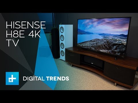 Hisense H8E 4K TV Review: Pretty picture at a very nice price