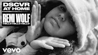 Remi Wolf - Hello Hello Hello (Live) | Vevo DSCVR at Home
