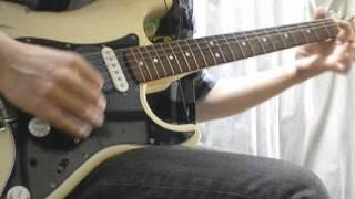 RAINBOW - Spotlight Kid (Guitar Solo Cover)