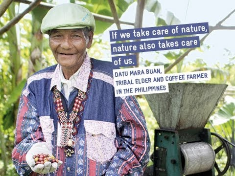 Faces & Stories, coffee grower in the Philippines
