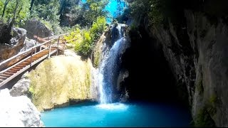 Gizli Cennet Şelalesi Manavgat (Gizli Cennet Waterfall)