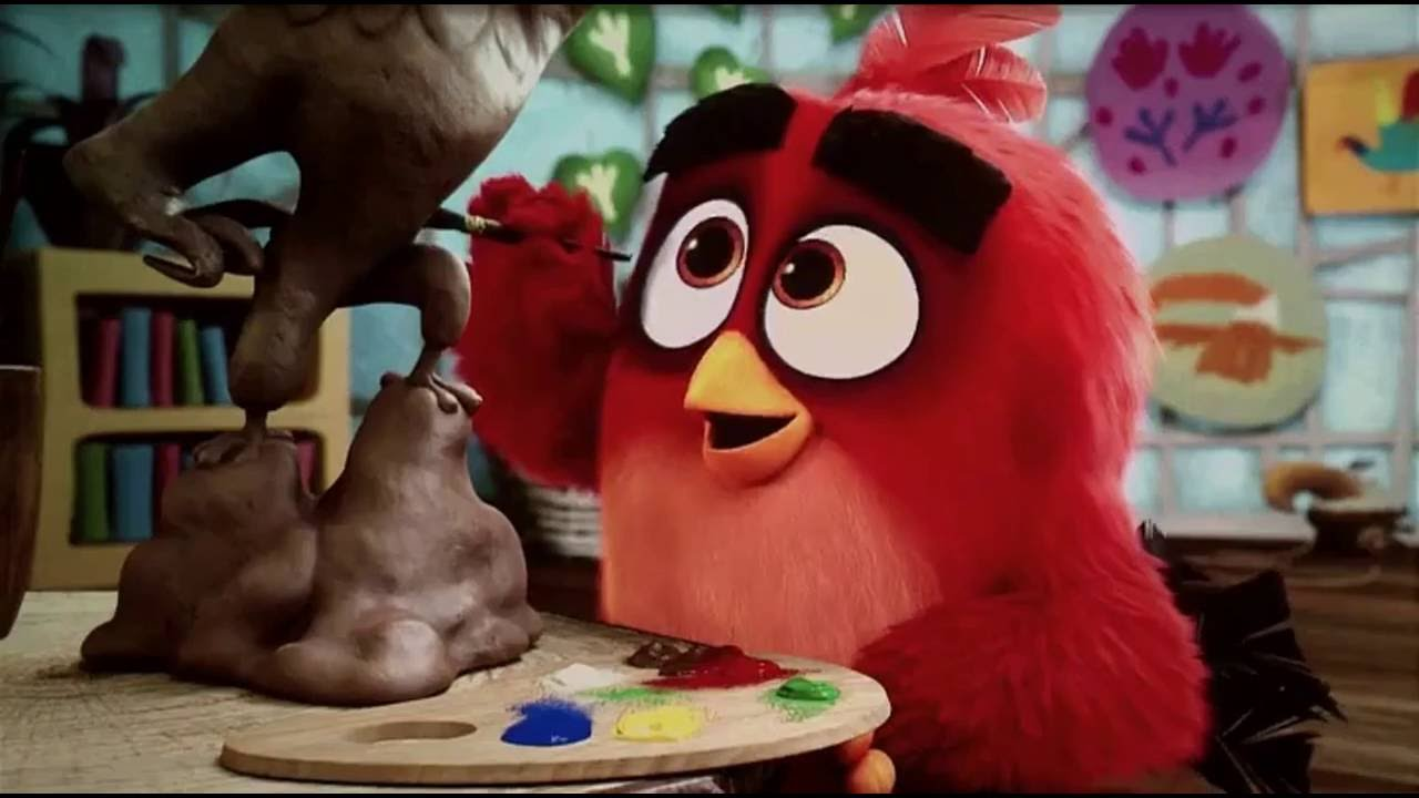 Angry Birds The Movie Mr Red 39 S Life Youtube