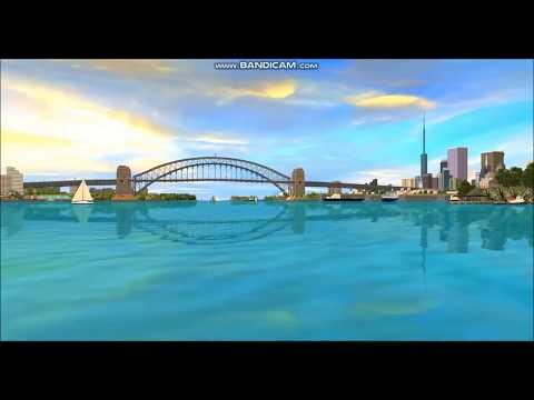 A Work in Progress   Sydney Harbour
