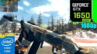 Call of Duty : Warzone Battle Royale | GTX 1650 Super 4GB ( Very Low Settings + SMAA T2X )