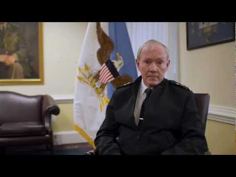 Chairman of the Joint Chiefs of Staff Talks Sequestration