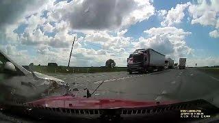 Car Crash Compilation #63 | Road Rage & stupid drivers | August 2016