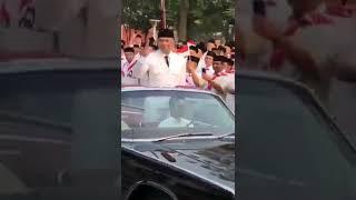 Ary askhara ex dirut garuda cosplay Presiden Sukarno