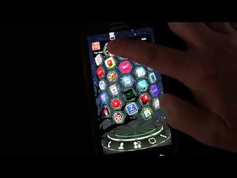 Next Launcher 3D - Android Home Launcher App Review and Demo