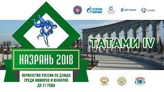 2018.11.22 T4 Первенство России по дзюдо до 21 года. Предварительная часть.