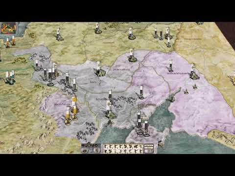 Medieval Total War 1 Gameplay Expert Difficulty *XL Mod* + *BKB Supermod* Teutonic Order Part 6  
