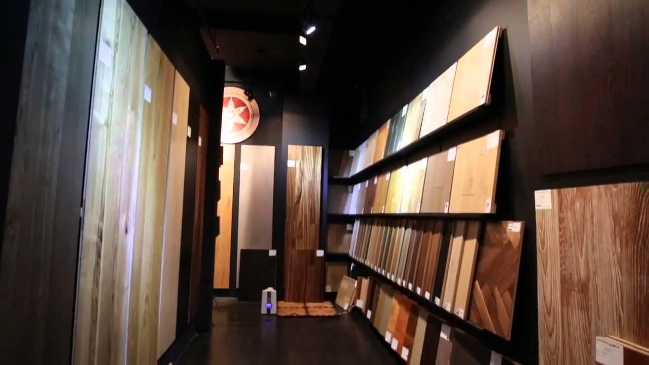 PID Floors Showroom NYC