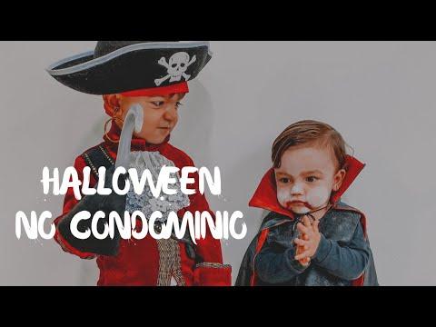 HALLOWEEN NO CONDOMINIO | Tali Ramos