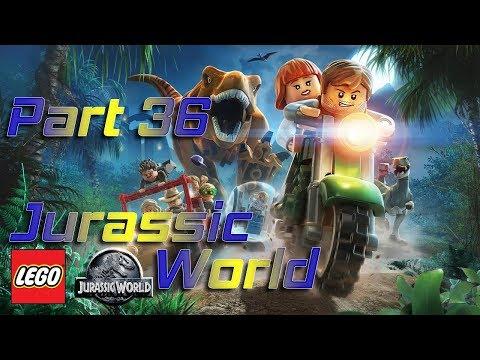 LEGO Jurassic World EP #36-Redoing Levels