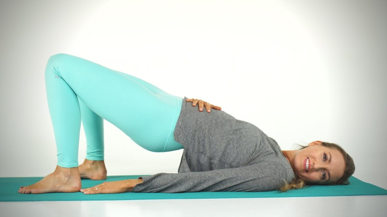 Gentle Morning Yoga For Infertility And Conceiving Youtube