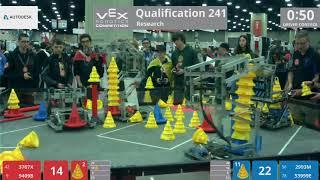 2018 VRC Res Q241 - 3767X 9409B vs 2993M 53999E - 71 to 69
