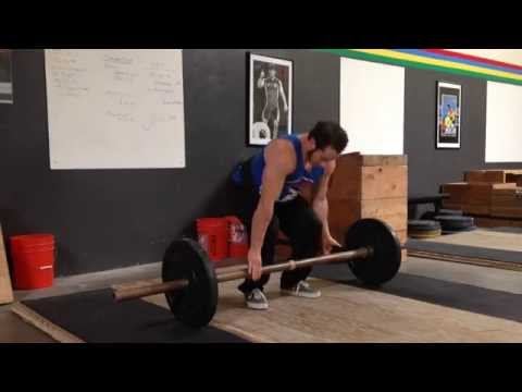 How to continental clean an Axle   Starting Strongman