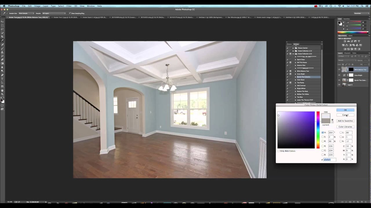 How to edit real estate photos in photoshop a tutorial youtube how to edit real estate photos in photoshop a tutorial baditri Images