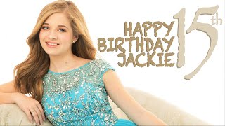 Jackie Evancho - Happy 15th Birthday Jackie!