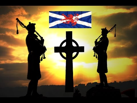 ⚡️ABIDE WITH ME ⚡️Pipes & Drums Royal Scots Dragoon Guards⚡️