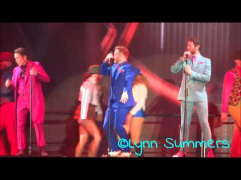 Take That - Love Love - Stuttgart 2015