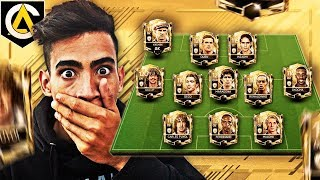 Increible Plantilla Full Iconos / SALE MAL / FIFA MOBILE 18 ESPAÑOL