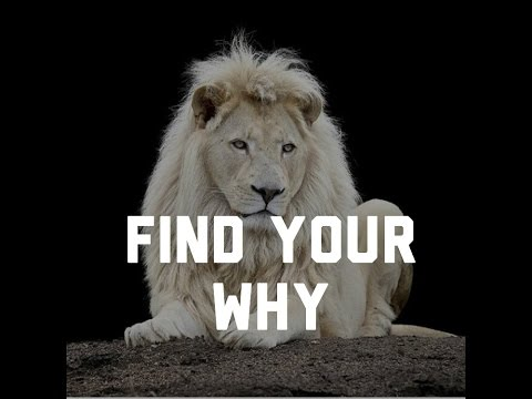 FIND YOUR WHY – MOTIVATIONAL VIDEO