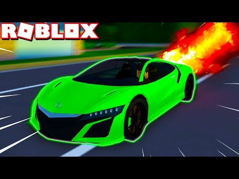 NEW MAP! + Buying a New Super Car in Roblox! (Ultimate Driving: Odessa)