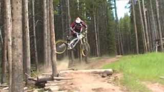Трюки на горных велосипедах. Mountain Bike - Jumping Downhill(Наш канал для тех, кто привык к скорости, движению. Если отдых